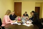 Визит делегации Международной ассоциации в Пекине по вопросам образования Евразии и Америки