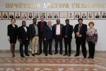 Визит делегации Министерства здравоохранения, питания и народной медицины Шри-Ланки
