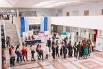 Открытие 73-й Научно-практической конференции с международным участием студентов и молодых ученых