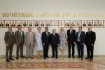 Визит делегации Ташкентского государственного стоматологического института (Республика Узбекистан)