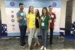 Участие студентов БГМУ в I Международной студенческой олимпиаде
