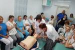 Мастер-класс для врачей по первой помощи