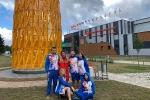 Церемония награждения волонтеров II Европейских Игр