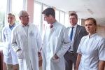 Визит профессора Штефана Фихтнер-Файгля, руководителя отдела общей и висцеральной хирургии Университетской клиники Фрайбурга