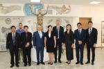 Визит делегации Хэнаньского университета науки и технологии (Китайская Народная Республика)