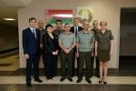 Визит в БГМУ делегации Вооруженных Сил