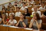 Собеседование со студентами-первокурсниками