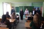 Встреча студенческого актива общежития №5