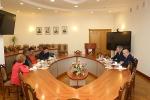 Визит в БГМУ делегации