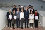 Итоги клинической практики студентов и аспирантов Хэнаньского университета науки и технологии