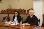 Визит делегации Министерства здравоохранения Государства Израиль
