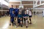 Межвузовская спартакиада по волейболу среди студентов, проживающих в