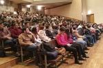 Встреча студентов медицинского факультета иностранных учащихся