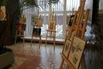 Выставка анатомического рисунка