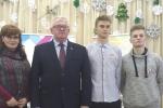 Представители БГМУ приняли участие во втором студенческом форуме