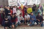 Иностранные студенты БГМУ в мире доброго волшебства.