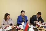 Визит представителей Фонда ООН в области народонаселения (ЮНФПА)