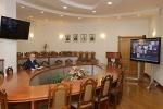Видеоконференция «Международное сотрудничество Туркменистана в сфере здравоохранения»