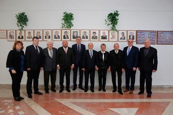 Сотрудничество БГМУ с Международной рабочей группой «Профилактика» Нойсс