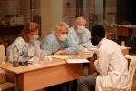 Итоговая аттестация на медицинском факультете иностранных учащихся
