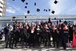 Торжественный выпуск молодых врачей и провизоров медицинского факультета иностранных учащихся