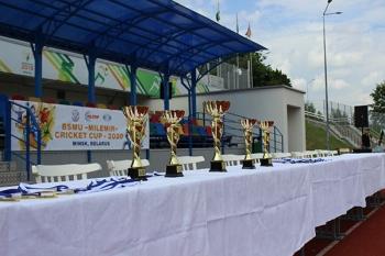 «BSMU-Milemir-Cricket 2020»: