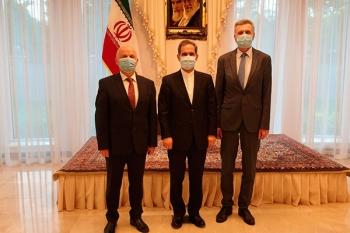 Встреча с Чрезвычайным и Полномочным Послом Исламской Республики Иран