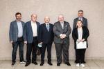 Чрезвычайный и Полномочный Посол Государства Израиль в Республике Беларусь Алон Шогам