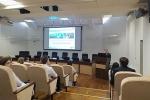 Олег Руммо прочел лекцию будущим коллегам