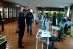Научная работа студентки БГМУ была представлена на выставке