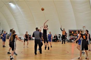 Очередной этап студенческой баскетбольной лиги – 2020: