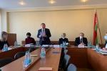 I пленум Республиканского комитета Белорусского профсоюза работников здравоохранения: