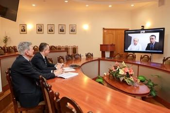 Белорусский государственный медицинский университет и Ташкентский государственный стоматологический институт наводят мосты сотрудничества