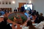 О молодежном парламенте и его перспективах рассуждали в БГМУ