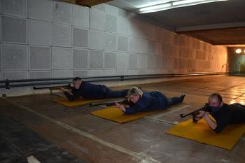 Соревнования по пулевой стрельбе в БГМУ: