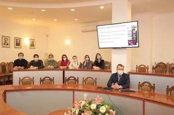Онлайн-лекция по сосудистой хирургии профессора Владимира Хрыщановича для студентов и преподавателей Ташкентской медицинской академии