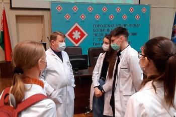 Светя другим, или Первые впечатления о клинике первокурсника