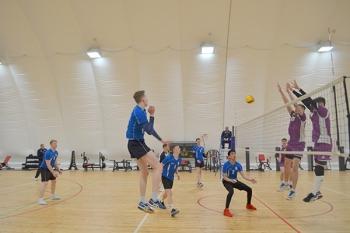 Мужской дивизион студенческой волейбольной лиги – 2021