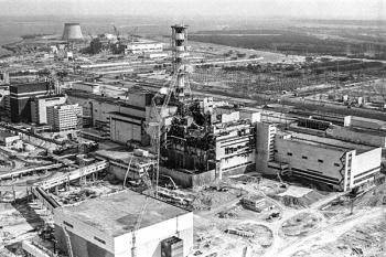 Три с половиной десятилетия после чернобыльской аварии