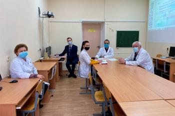 Конференция студентов и молодых ученых «Актуальные проблемы современной медицины и фармации» успешно финишировала