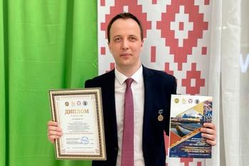 Аспирант кафедры патологической физиологии Сергей Чепелев вошел в число лучших молодых ученых 2021 года в СНГ