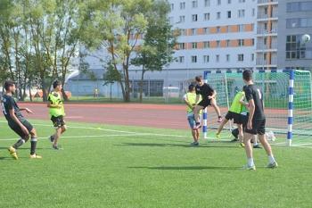 Футбольные матчи с аномальной жарой