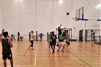Так стритбол или баскетбол 3х3?