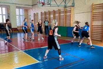 Финальный этап женской баскетбольной лиги. Победные игры команды Белгосмедуниверситета