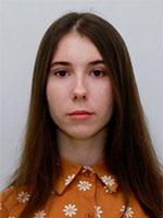 Шикло Милана Андреевна