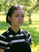 Чернягова Елизавета Андреевна 1 курс 2110 группа