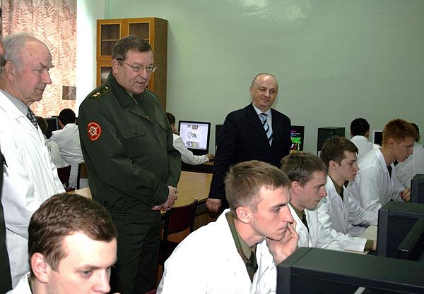 Подготовка офицеров медицинской службы