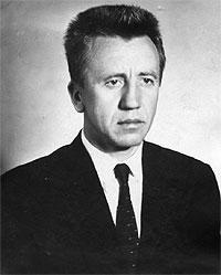 Евгений Сильвестрович Гордей