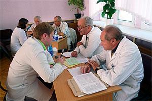 Гос. экзамен по детской хирургии на педиатрическом факультете.