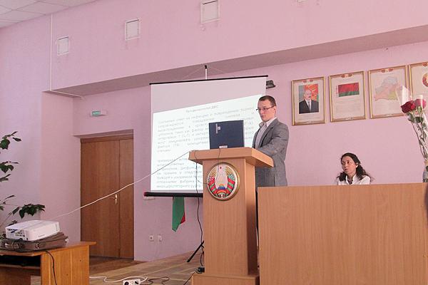 Дмитриев Е. В. с докладом ДВС-синдром современные аспекты старой проблемы